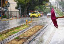 Νέα μεταβολή του καιρού: Μπόρες και καταιγίδες μέχρι το Σάββατο -Δείτε πού (χάρτες)