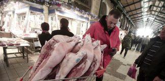 Προς απαγόρευση εισαγωγών χοιρινού από τη Βουλγαρία