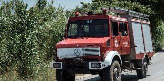 Πυρκαγιές σε δασική έκταση στη Ραφήνα και στον Βαρνάβα Αττικής