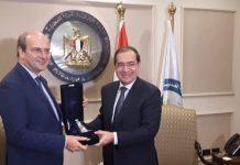 Συνάντηση Κωστή Χατζηδάκη με τον Αιγύπτιο ομόλογό του Τάρεκ Ελ Μόλα