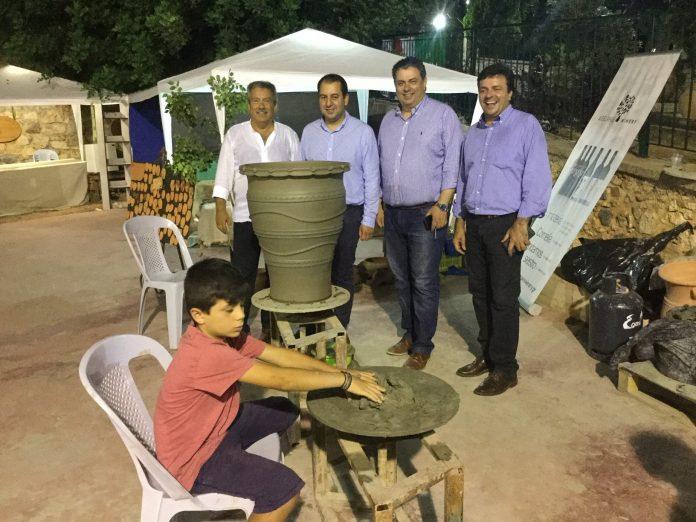 Θράψανο Κρήτης: Αυλαία στη γιορτή των αγγειοπλαστών στο χωριό των σύγχρονων Μινωιτών