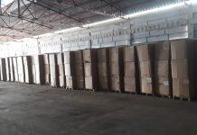 128 τόνοι λαθραίων καπνικών προϊόντων σε Κάστρο Βοιωτίας και Αταλάντη Φθιώτιδας