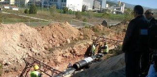 Φλώρινα: Ξεκίνησαν οι εργασίες για τη τηλεθέρμανση μέσα στην πόλη