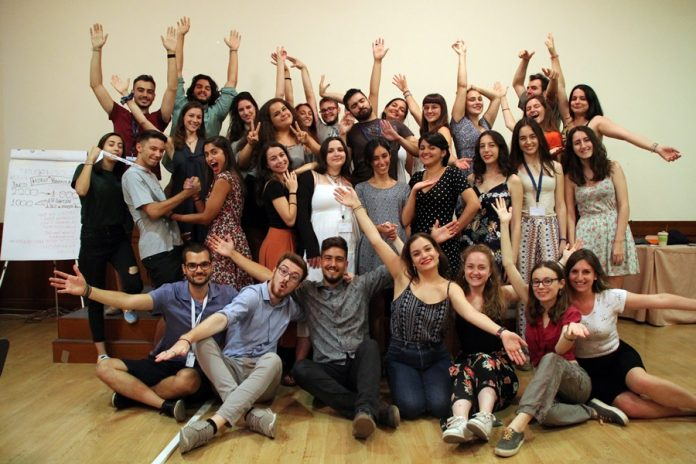 Ecotivity School Greece - Ομάδα Εθελοντισμού του Γεωπονικού Πανεπιστημίου Αθηνών
