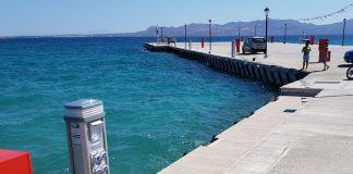 Εγκαινιάστηκε το νέο λιμάνι στο Αγκίστρι