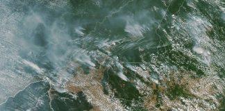 Τις ΜΚΟ κατηγορεί για τις πυρκαγιές στον Αμαζόνιο, ο πρόεδρος της Βραζιλίας Ζαΐχ Μπολσονάρου