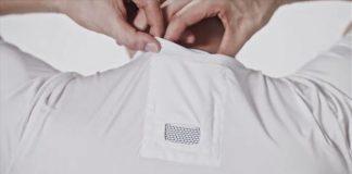 To μπλουζάκι κλιματιστικό της Sony θα μπει στην παραγωγή