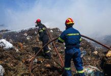 Πυροσβεστική: 24 πυρκαγιές σε όλη τη χώρα μέσα σε ένα 24ωρο