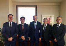 Με την State Grid συναντήθηκε ο Κ. Χατζηδάκης - Ενδιαφέρον για επενδύσεις στην Ελλάδα