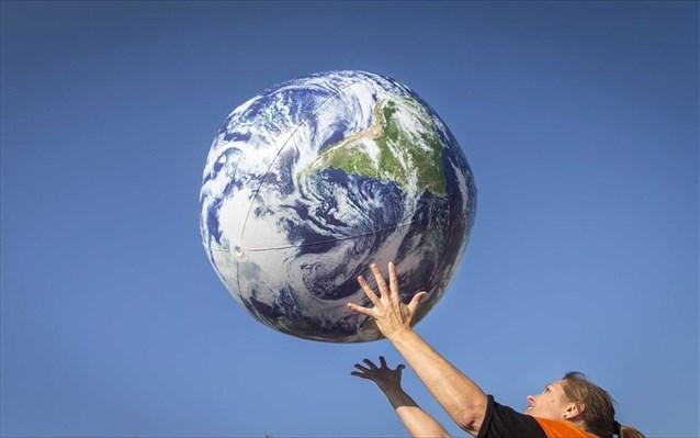 Τελεσίγραφο 18 μηνών από τον πλανήτη στην ανθρωπότητα