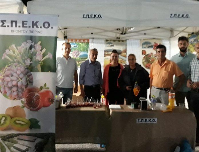 Στις 14/9 η 17η Έκθεση Αγροτικών Προϊόντων Τεχνολογίας και Οικοτεχνίας στην Καρίτσα Πιερίας