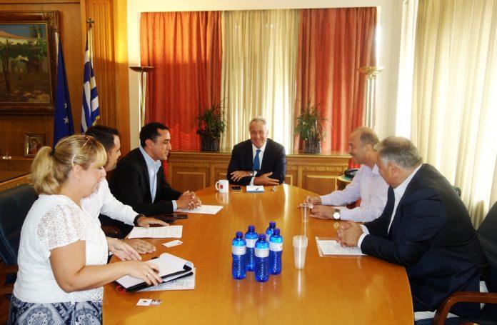 Η αυστηροποίηση ελέγχων στο επίκεντρο της συνάντησης του Μ. Βορίδη με εκπροσώπους επιχειρήσεων ξηρών καρπών