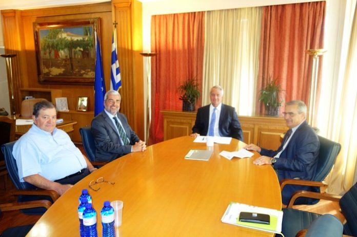 Ελαιόλαδο: Εξαγωγές τυποποιημένου προϊόντος και έλεγχος της χύμα διακίνησης στο τραπέζι ΣΕΒΙΤΕΛ - M. Βoρίδη