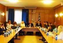 Επικαιροποίηση Σχεδίου Στρατηγικής, Ελληνοποιήσεις, νομοσχέδιο για συνεταιρισμούς στη 1η συνεδρίαση του Συμβουλιου Στρατηγικού Σχεδιασμού του ΥπΑΑΤ