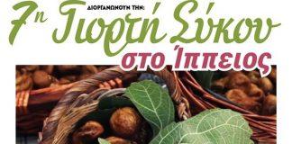 Την Κυριακή 22 Σεπτεμβρίου η 7η Γιορτή Σύκου στο Ίππειος Λέσβου