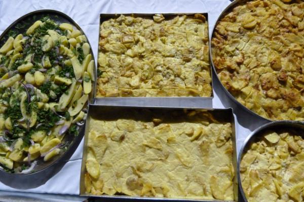 Πλήθος κόσμου δοκίμασε μοναδικές συνταγές στο φετινό Φεστιβάλ Πατάτας Νάξου