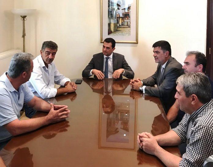 Τις προτεραιότητες της κυβέρνησης στον αγροτικό τομέα παρουσίασε ο Κώστας Σκρέκας στα Γρεβενά