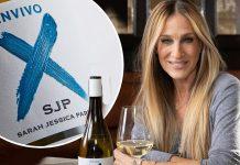Η Σάρα Τζέσικα Πάρκερ τώρα και παραγωγός κρασιού
