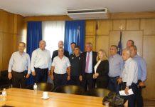 Συνάντηση Μ. Βορίδη με παραγωγούςκαπνών και ακτινιδίων της Πιερίας