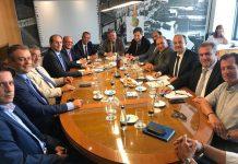 Συνάντηση του υπουργού Οικονομικών με το Δ.Σ. του ΣΕΒΕ στο πλαίσιο της 84ης ΔΕΘ