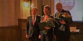 Βράβευση ΕΣΥΦ για τη συμβολή του στην ενδυνάμωση του Ευρωπαϊκού δικτύου φυτοπροστασίας