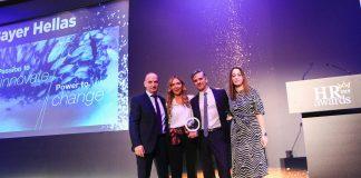 Διπλή διάκριση για τη Bayer Ελλάς στα HR Awards