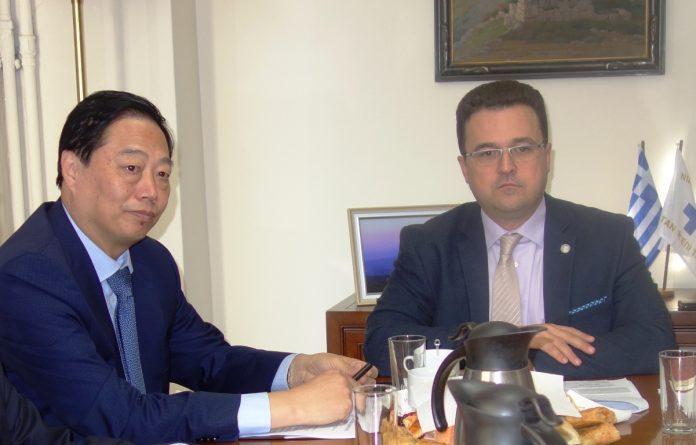 Ενδιαφέρον από την επαρχία Henan της Κίνας για συνεργασία με Ελλάδα στον αγροδιατροφικό τομέα