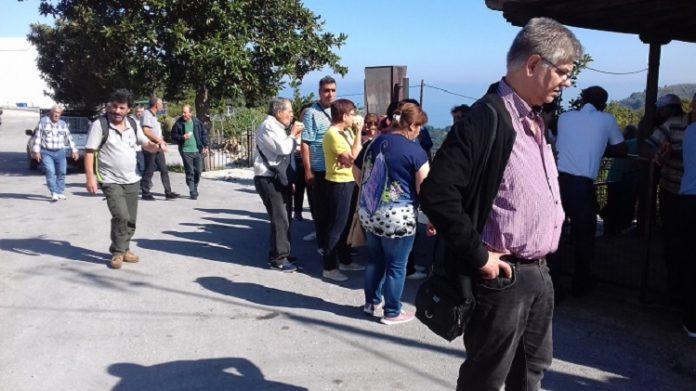 Επίσκεψη Κύπριων παραγωγών στον Α. Σ. Ζαγοράς Πηλίου -