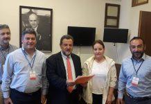 H κατάργηση των Ανώτατων Τεχνολογικών Ιδρυμάτων στα θέματα που έθεσαν οι Γεωπόνοι ΤΕ στη Βουλή