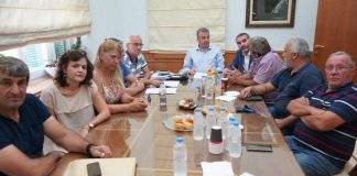 H Περιφέρεια Κρήτης χρηματοδοτεί πρωτοποριακό πρόγραμμα για την κρητική μέλισσα