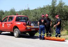 Ηράκλειο: Νεκρός αγρότης που έπεσε με τρακτέρ σε γκρεμό