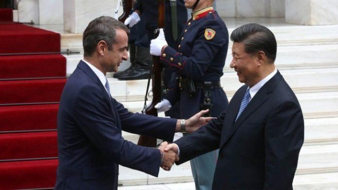 Πρωτόκολλα για Ενέργεια, ακτινίδια και Κρόκο υπογράφουν σήμερα ο Έλληνας Πρωθυπουργός και ο Κινέζος Πρόεδρος