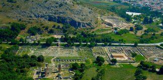 Αλλάζουν οι διαδρομές για τους επισκέπτες του αρχαιολογικού χώρου των Φιλίππων
