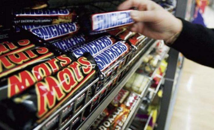 Αύξηση πωλήσεων 9% καταγράφει η Mars Hellas για το 2019