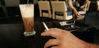 Έπεσε το πρώτο πρόστιμο για τσιγάρο στη Λαμία
