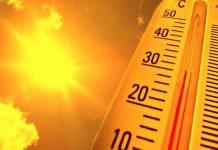 Ο ιστορικά θερμότερος Οκτώβριος που καταγράφηκε ποτέ στον πλανήτη ήταν αυτός του 2019