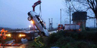 Καβάλα: Νεκρός o αγρότης που έπεσε με το όχημά του σε ρέμα