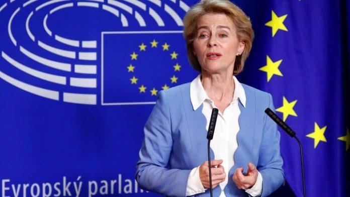 Το ΕΚ ενέκρινε την υποψηφιότητα της Ούρσουλα φον ντερ Λάιεν στην προεδρία της Κομισιόν