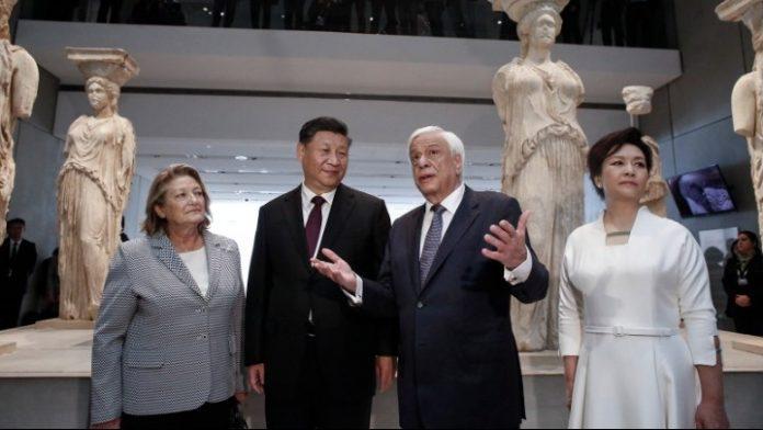 Όχι μόνο συμφωνώ στην επιστροφή των Γλυπτών του Παρθενώνα αλλά θα έχετε και την υποστήριξή μας, δήλωσε ο Κινέζος Πρόεδρος