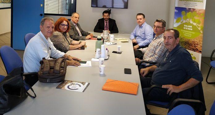 Στενή συνεργασία ΥπΑΑΤ και ΕΛΓΟ για επιτάχυνση κατάρτισης των νέων Γεωργών και Παροχής Γεωργικών Συμβούλων