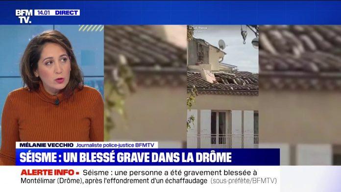 Τέσσερις τραυματίες από τον ισχυρό σεισμό των 5,4 που έπληξε την Γαλλία