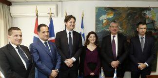 Υπογραφή συμφωνίας με Νορβηγία, Ισλανδία και Λιχτενστάιν για τα Προγράμματα «Διαχείριση Υδάτων» & «Άσυλο και Μετανάστευση»