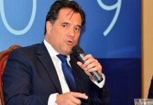 Ο υπουργός Ανάπτυξης και Επενδύσεων στο εργοστάσιο της ΕΒΖ στο Πλατύ Ημαθίας
