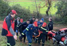 Αγρίνιο: Άνδρας έπεσε με το αγροτικό του σε στέρνα και έχασε τη ζωή του