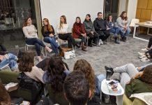 Απόφοιτοι της ΑΓΣ και νυν φοιτητές στις Η.Π.Α. ενημέρωσαν μαθητές της σχολής για τις σπουδές σε αμερικανικά πανεπιστήμια
