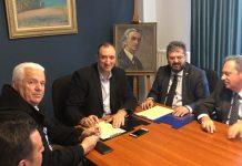 Πρωτόκολλο συνεργασίας Δήμου Τυρναβου - Ινσιτούτου Γεωπονικών Επιστημών