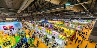 Ελληνικό ομαδικό περίπτερο από το Ελληνογερμανικό Επιμελητήριο στην Asia Fruit Logistica