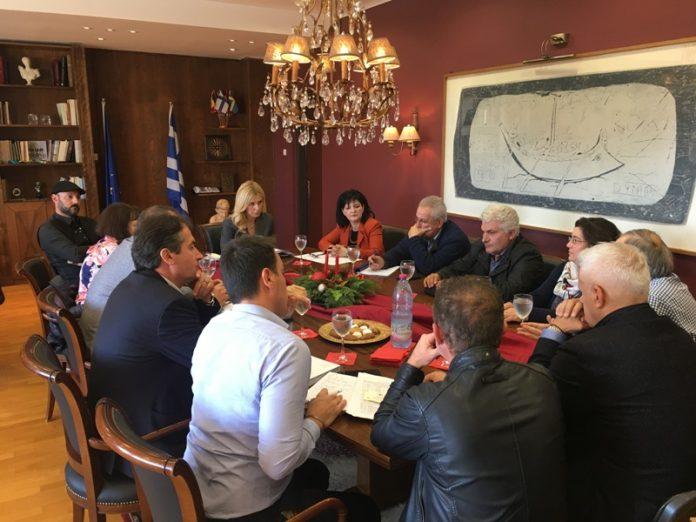 Φ. Αραμπατζή: Από την Αιτωλοακαρνανία εκπέμπουμε μήνυμα στήριξης της ελληνικής αγροτικής παραγωγής