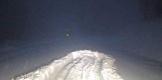 Γρεβενά: Πάνω από μισό μέτρο το ύψος του χιονιού στη Βασιλίτσα