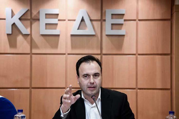 Νέος πρόεδρος στην Κεντρική Ένωση Δήμων Ελλάδας (ΚΕΔΕ) είναι ο δήμαρχος Τρικκαίων Δημήτρης Παπαστεργίου.